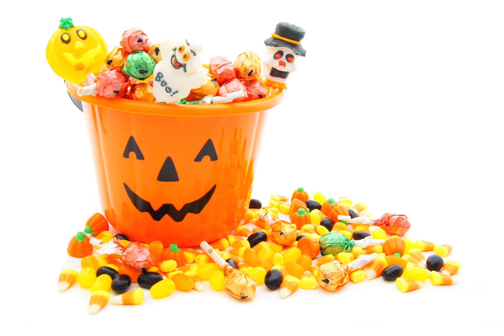 Dulces, caries y otros monstruos de Halloween. ¿Que dulces son más aconsejables?