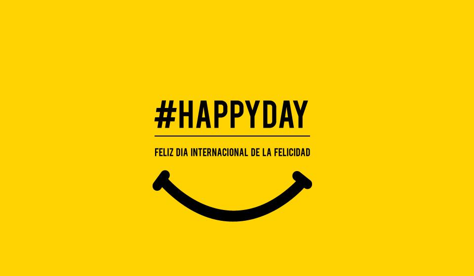 20 Marzo Día Internacional de la Felicidad