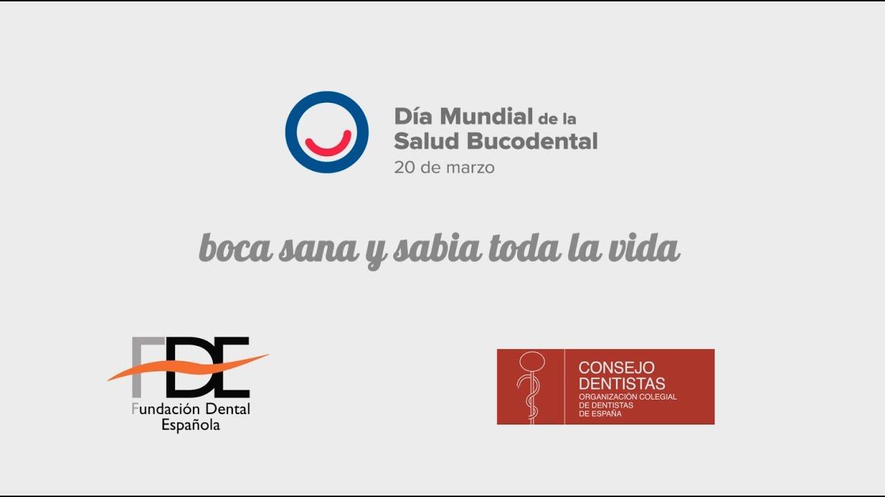 20 Marzo Día Mundial de la Salud Oral