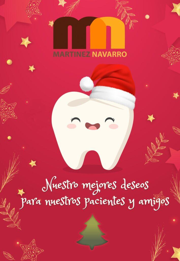 Felicitación de Navidad 2019 de la Clínica Martínez Navarro