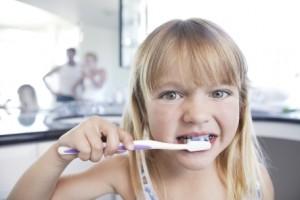 ortodoncia y limpieza